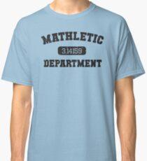 Mathletic Department Classic T-Shirt