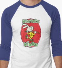 BeaTRIX Kiddo- A Mash Up of Cereal and Revenge Men's Baseball ¾ T-Shirt