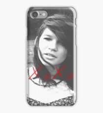 XOXO Kaylee iPhone Case/Skin