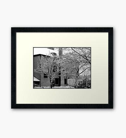 My winter © Framed Print