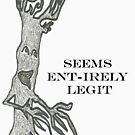 Ent-irely Legit #2 by Annie Britton