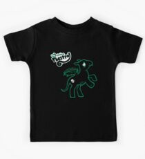 My Little Thestral  Kids Tee