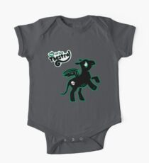 My Little Thestral  One Piece - Short Sleeve
