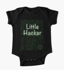 Little Hacker One Piece - Short Sleeve