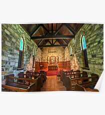 Chapel of the Holy Spirit • Queensland Poster