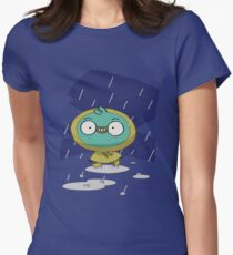 Raincoat Harvey Women's Fitted T-Shirt