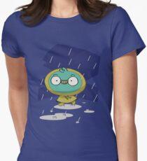 Raincoat Harvey Womens Fitted T-Shirt