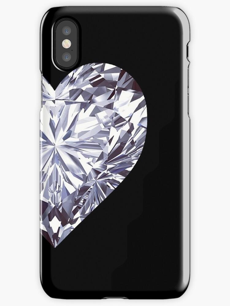 Diamond Heart Right by rapplatt
