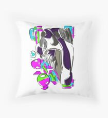 Air Max and Monsters Throw Pillow