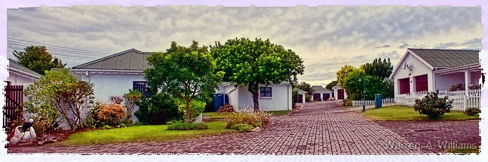 My Village Today by Warren. A. Williams