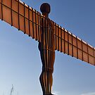 Angel Of The North by Great North Views