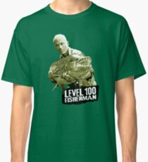 Jeremy Wade - Level 100 Fisherman Classic T-Shirt