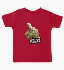 Jeremy Wade - Level 100 Fisherman Kids Clothes