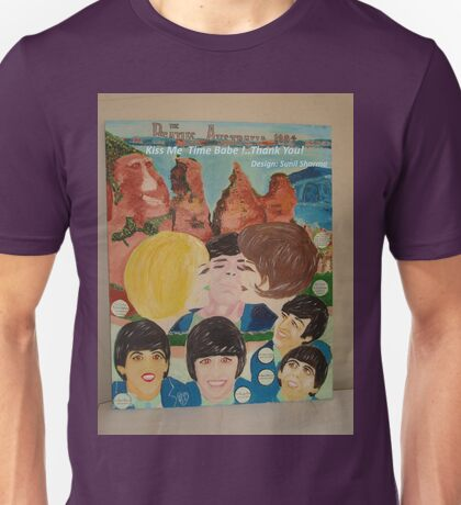 Kiss me Babe ! T-Shirt