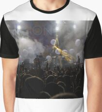 Passion Pit Concert Graphic T-Shirt