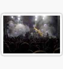Passion Pit Concert Sticker