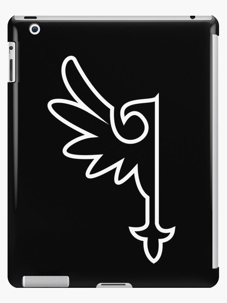 White One-Winged Eagle by Racheya