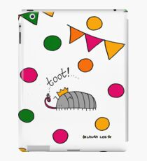 Tooting Party Woodlouse  iPad Case/Skin