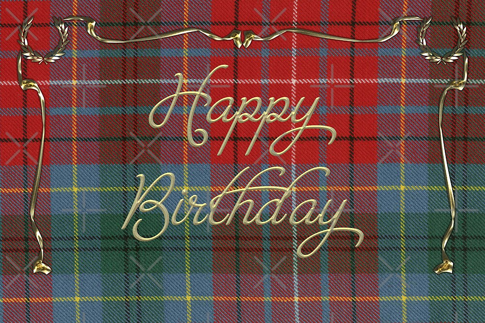 Happy Birthday Card  by Vickie Emms