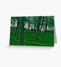 alberi Greeting Card