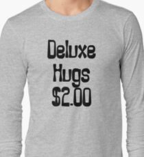 Deluxe Hugs $2 Long Sleeve T-Shirt