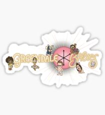 Greendale Babies Sticker