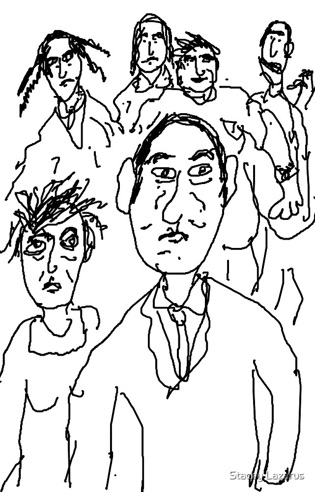 Popular Unrest by Stacey Lazarus