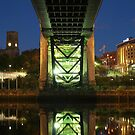 Underneath The Tyne Bridge by Great North Views
