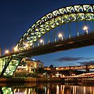 Tyne Bridge by Great North Views