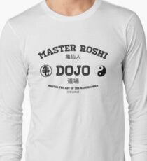 Master Roshi Dojo v1 Long Sleeve T-Shirt