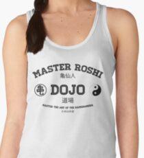 Master Roshi Dojo v1 Women's Tank Top