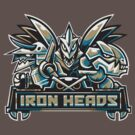 Team Steel Types - Iron Heads by Kari Fry