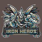 Team Steel Types - Iron Heads by Kari Fry