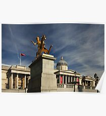 The Fourth Plinth Poster