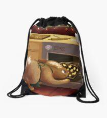 Cookie bunny Drawstring Bag