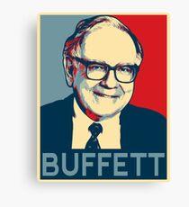 Lienzo Warren Buffett