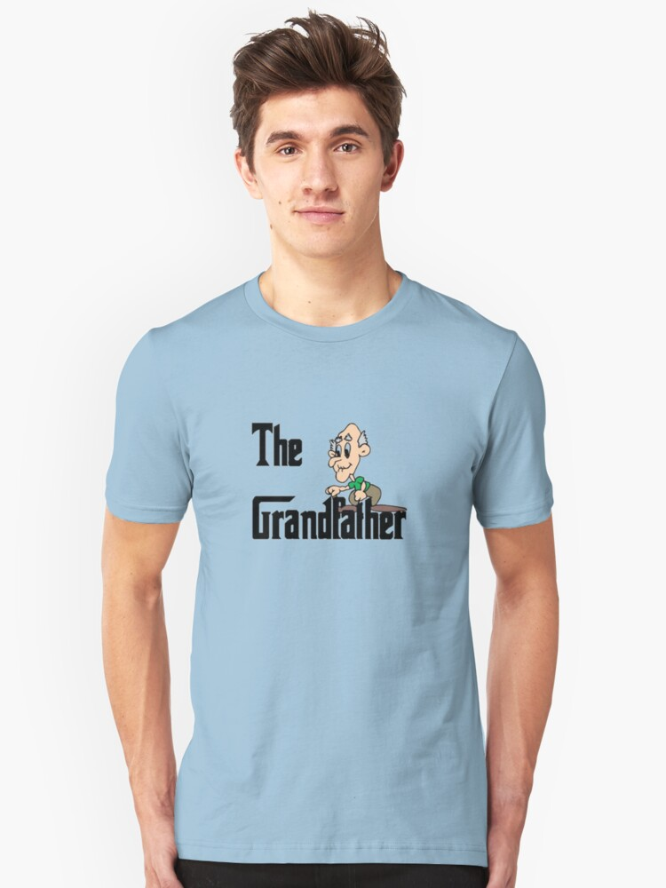 The Grandfather  Unisex T-Shirt Front