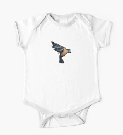 Scribbler Bird Kids Clothes