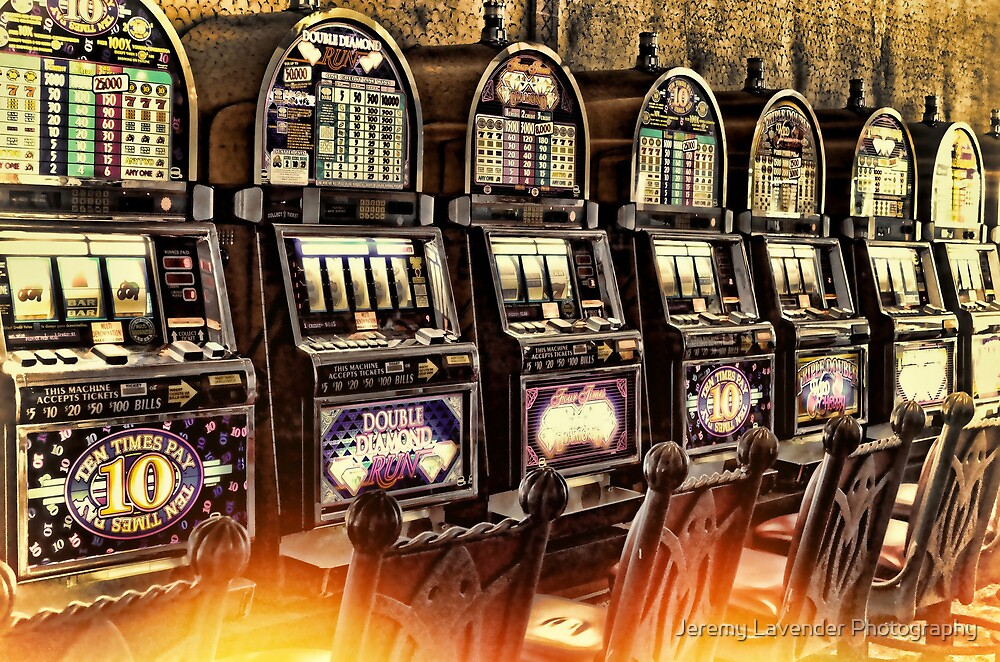 Casino in Nassau, The Bahamas by Jeremy Lavender Photography