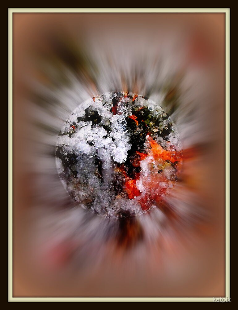 Ice Ball by katpix