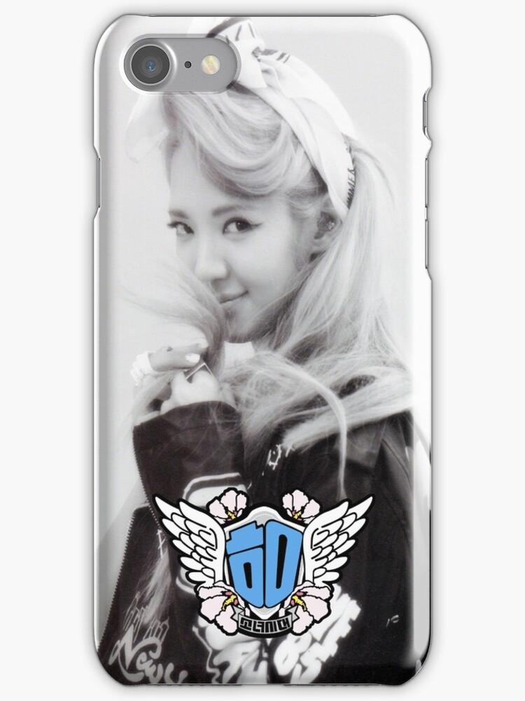 Hyoyeon I Got A Boy (iPhone 5)  by Insert2Credits