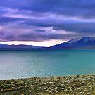 Moods of Pyramid Lake Two by SB  Sullivan