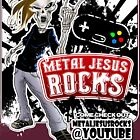 Undead Rocker - Metal Jesus Rocks (YOUTUBE) by metaljesusrocks