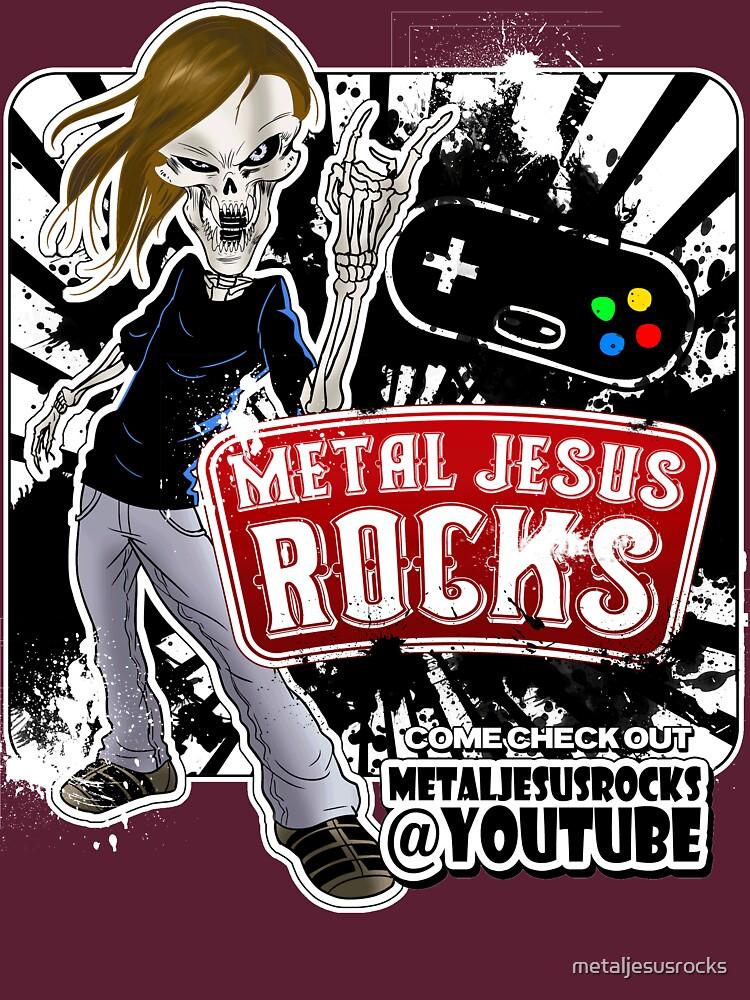 Undead Rocker - Metal Jesus Rocks (YOUTUBE) by metaljesusrocks