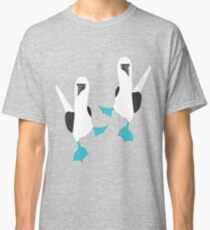 Blue Footed BOOBIES!!!! Classic T-Shirt