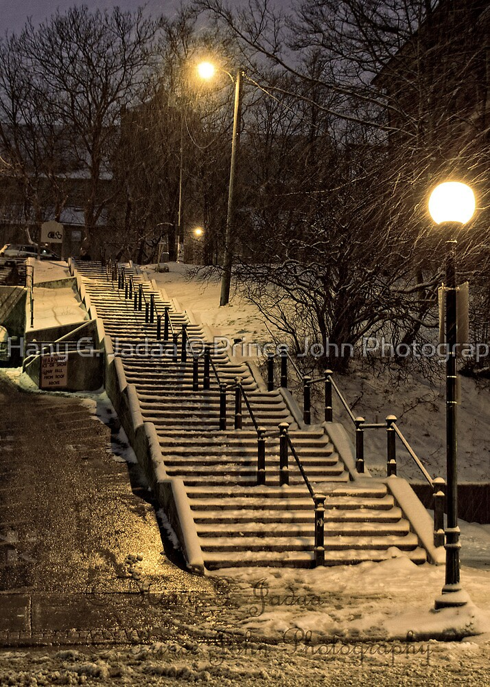 Only A Few Steps To Justice © by © Hany G. Jadaa © Prince John Photography