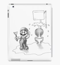 Plumber? iPad Case/Skin