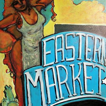 Eastern Market by ashurcollective