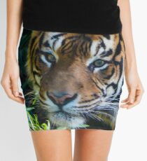 Tiger Mini Skirt