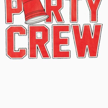 Party Crew by imjesuschrist